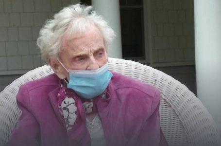 102-річна американка перемогла іспанку, рак та COVID-19