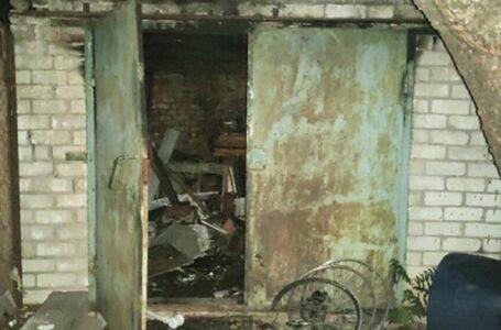 У Миколаєві рятувальники ліквідували пожежу гаража