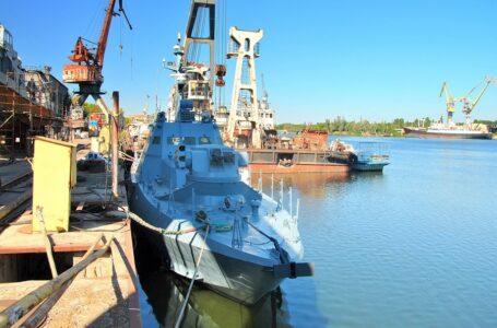 У Миколаєві ремонтують катер, у минулому захоплений РФ