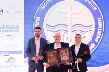 Порт «Ніка-Тера» переміг у двох номінаціях «Національного морського рейтингу»