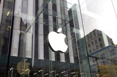 Apple встановили антирекорд денного падіння в історії ринку США