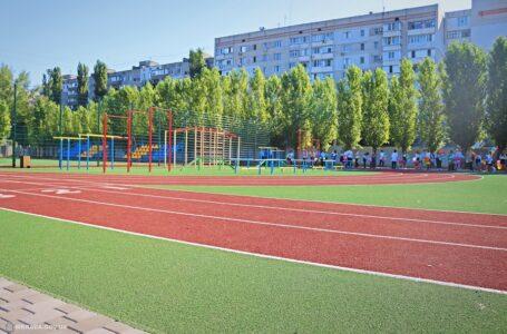 Миколаївська школа № 48 починає навчальний рік із новим сучасним спортивним комплексом