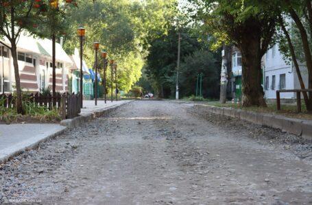 В Миколаєві почали приводити до ладу дорогу, що чекала на ремонт кілька десятків років
