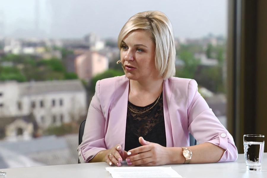"""Команда """"Пропозиції"""" – це звичайні люди, однак професіонали своєї справи, – Ольга Степаненко"""