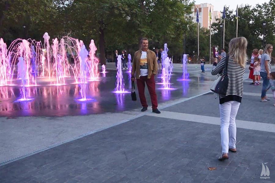 ПроМиколаїв: фонтан у Манганаріївському сквері