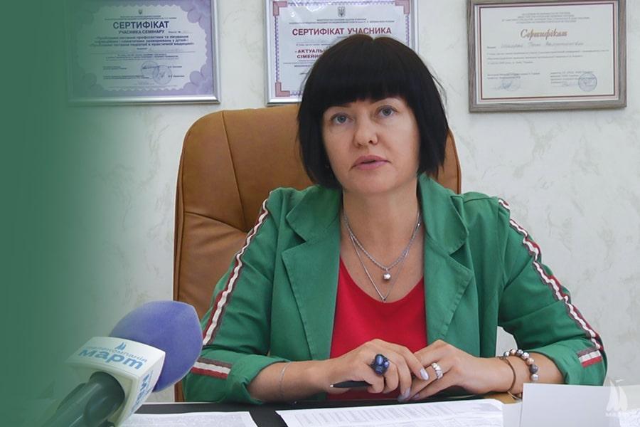 Ірина Шамрай просить депутатів прийти на сесію