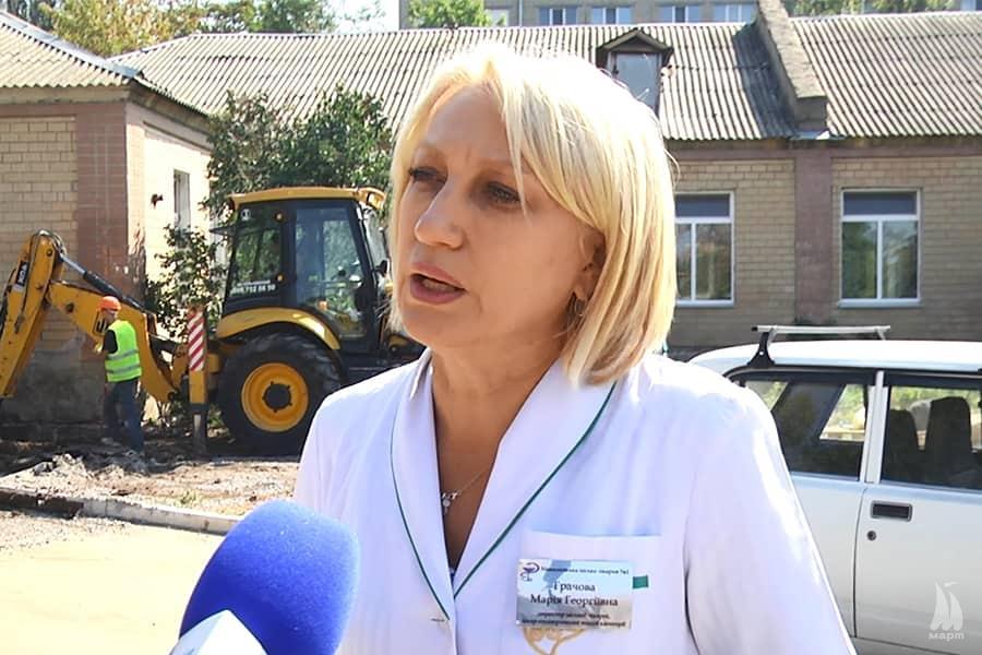 У Миколаєві триває капітальний ремонт приміщення для ангіографа