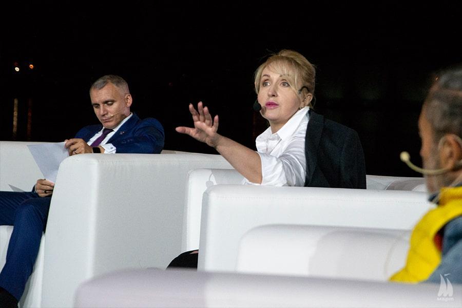 Політичне ток-шоу «Битва за місто»: політика у дискусіях. ФОТО