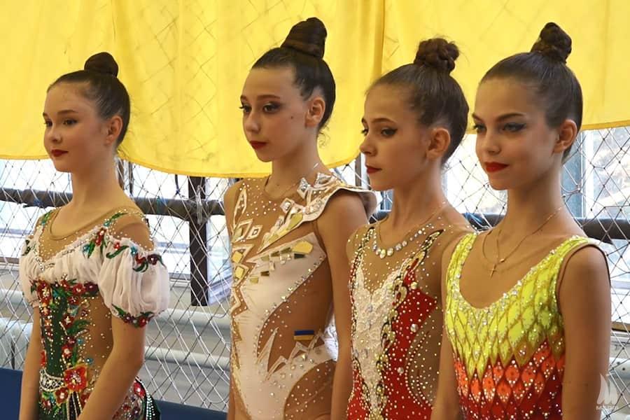 Чемпіонат Миколаївської області з художньої гімнастики відбувся у спорткомплексі «Зоря»