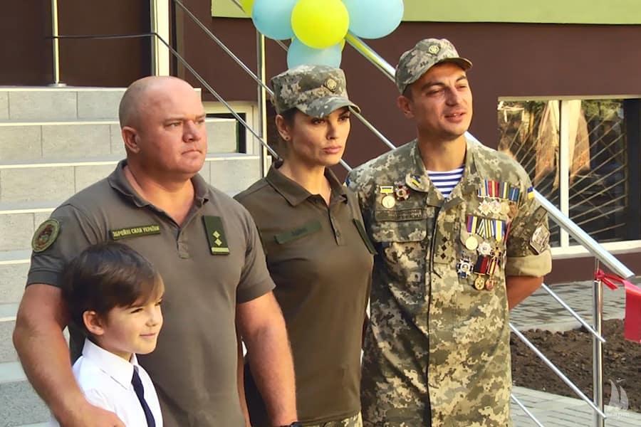 У Миколаєві з'явився Міський центр підтримки ветеранів АТО/ООС