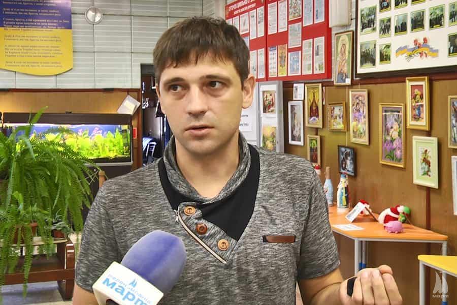 Мешканці мікрорайону Кульбакіно отримали подарунок до Дня міста