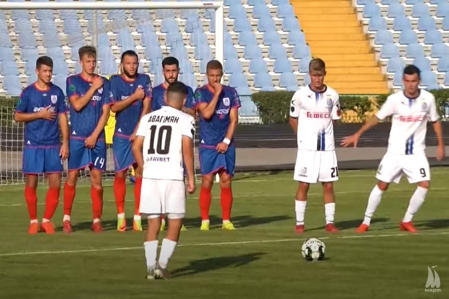 Фантастичний гол Яворського приносить перемогу МФК «Миколаїв» у кубковому протистоянні з «Чорноморцем»