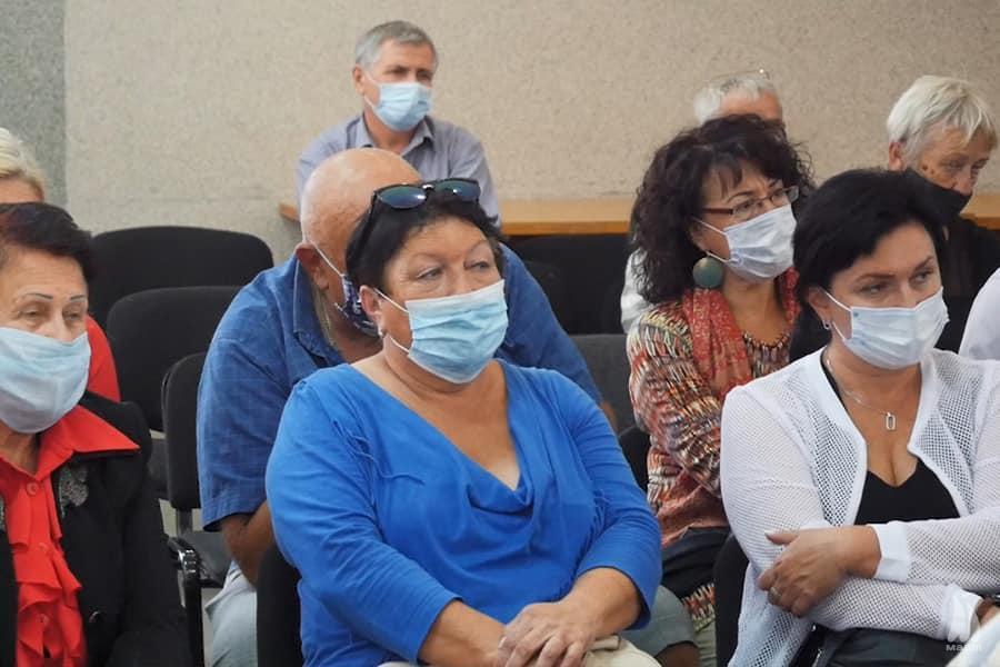 В адміністрації Центрального району обговорили проблеми напередодні опалювального сезону