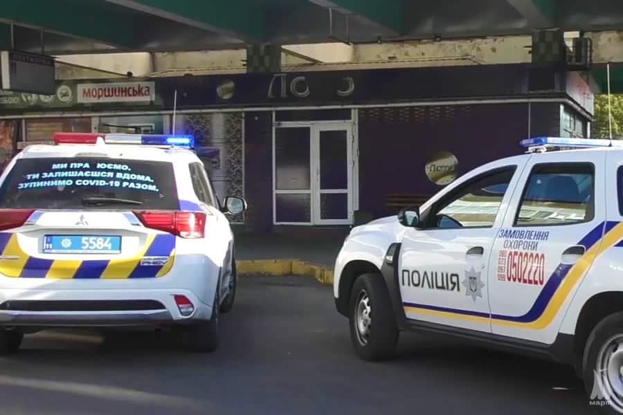За два дні 48 протоколів: миколаївські правоохоронці патрулюють на вулицях міста
