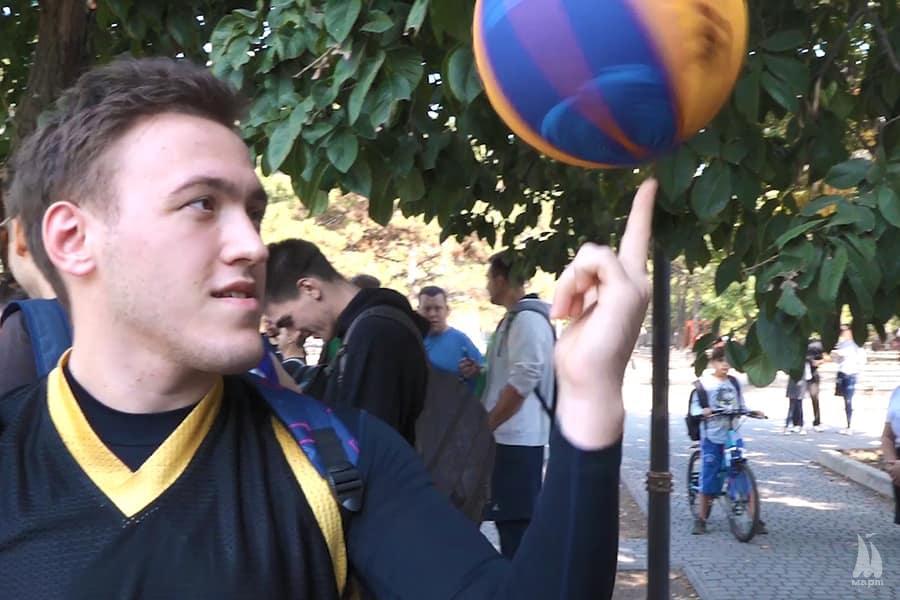Змагання з вуличного баскетболу ProStreetCup відбулись у Миколаєві