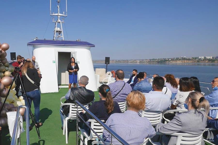 У Миколаєві до Дня туризму пройшла презентація нового маршруту