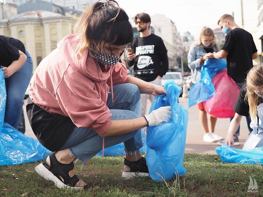 В Україні стартує Всесвітній день прибирання: Миколаїв теж долучається