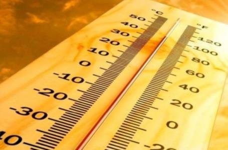 У Миколаєві зафіксували два температурних рекорди