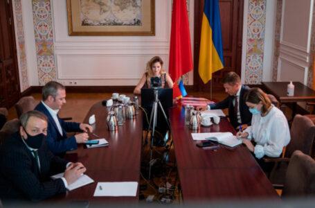 Україна та Китай продовжать розвиток практичної співпраці