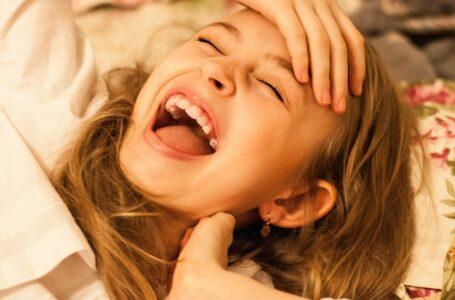 Сміх допомагає впоратись зі стресом