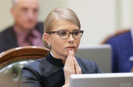 Тимошенко одужала від коронавірусу