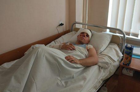 """""""Слуги народу"""" закликали Зеленського нагородити курсанта, який вижив у катастрофі Ан-26"""