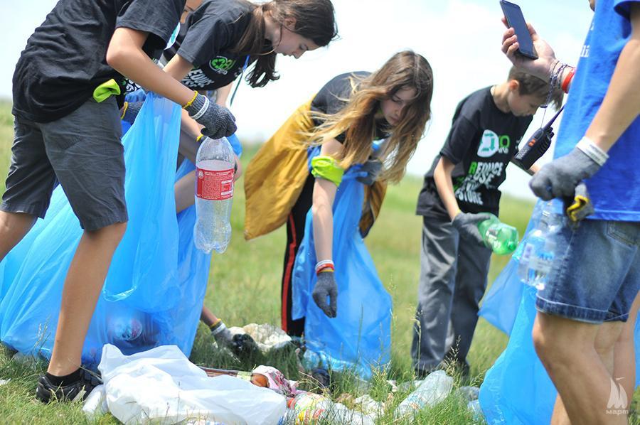 Школярів Миколаївщини закликають долучитися до Всесвітнього дня прибирання