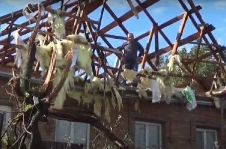 В Україні через негоду знеструмлено 43 населених пункти