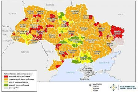 Миколаїв переходить до червоної карантинної зони