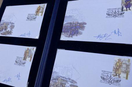 «Укрпошта» випустила дві марки із зображенням бронетехніки українського виробництва