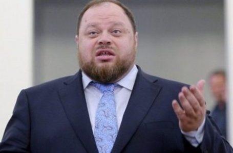 Руслан Стефанчук не зміг пояснити, за які кошти профінансують опитування на виборах