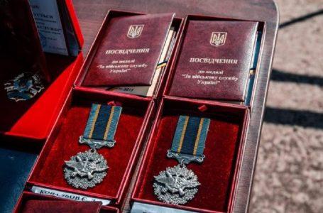 Президент України нагородив медалями загиблий екіпаж АН-26