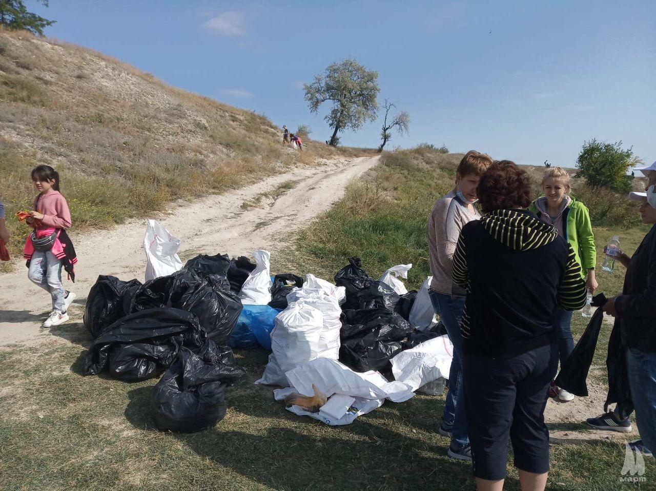 Миколаївські школярі перемогли у конкурсі до Всесвітнього дня прибирання