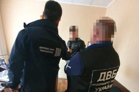 ДБР повідомило про підозру миколаївським поліцейським щодо побиття на допиті