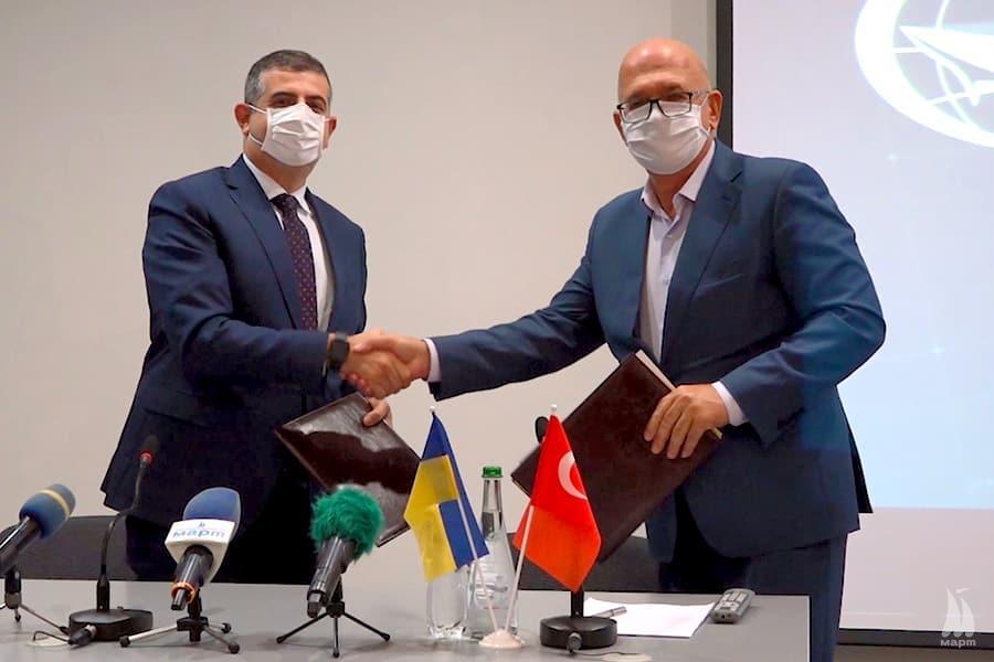 Туреччина підписала меморандум про співпрацю із «Зоря» – «Машпроект»