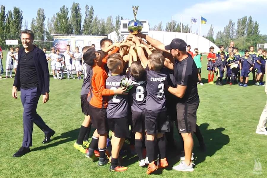 Унікальний для півдня України футбольний турнір відбувся у Миколаєві