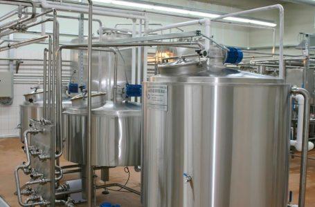 На Волині почали будувати завод із переробки молока