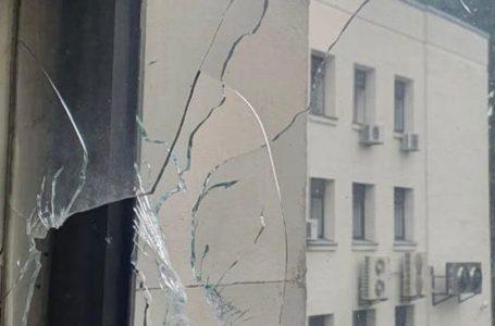 У дворі Антикорупційного суду прогримів вибух