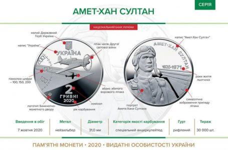 Нацбанк випустив в обіг нову пам'ятну монету номіналом 2 гривні