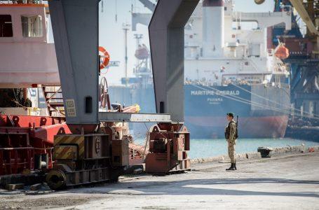 У Миколаївському порту затримали нелегалів із Гвінеї