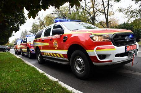 Рятувальники Миколаївщини отримали три нові спецавтомобілі