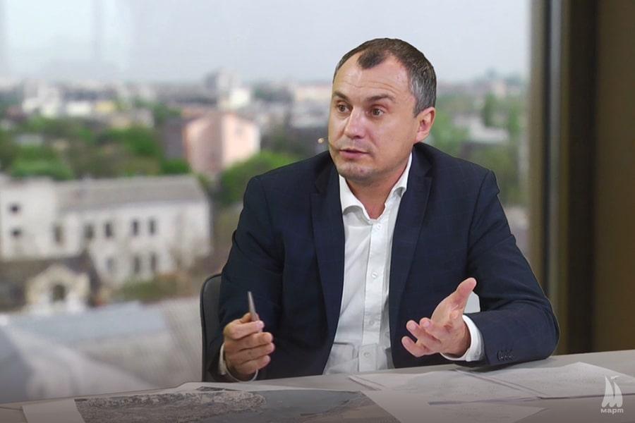 Олександр Жак відповів на критику проекту будівництва дюкера