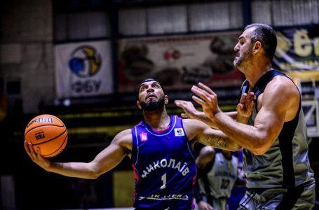 МБК Миколаїв здобув першу перемогу в сезоні