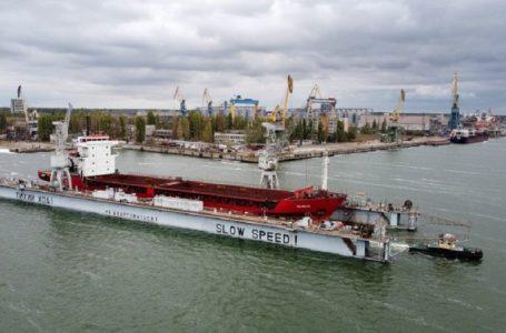 """Завод """"Океан"""" виконає доковий ремонт суховантажу RUBUS"""