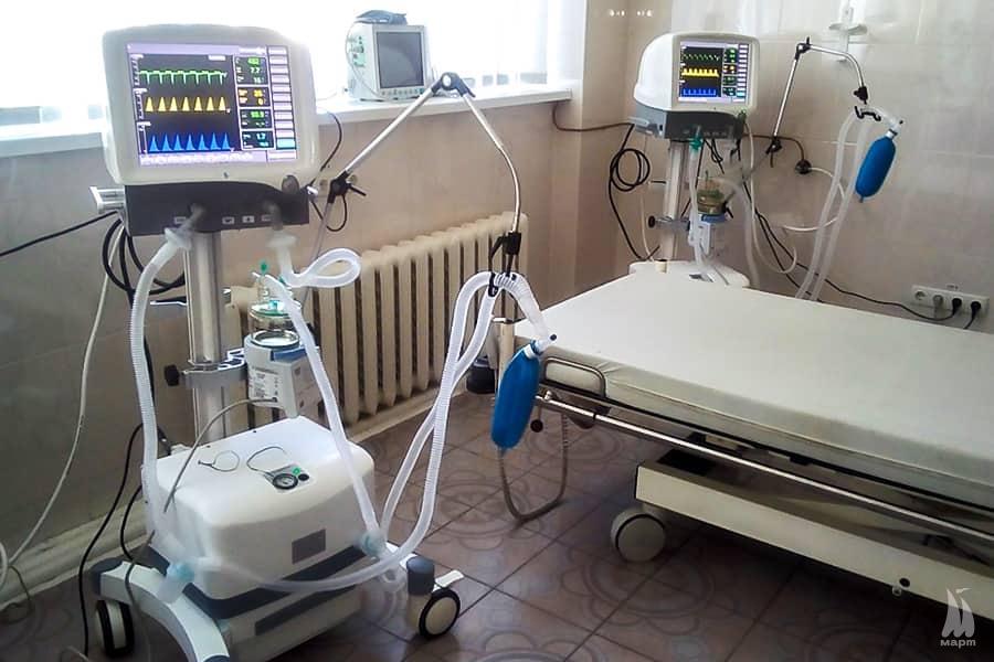 У Миколаївській області планують збільшити кількість ліжок із кисневими точками