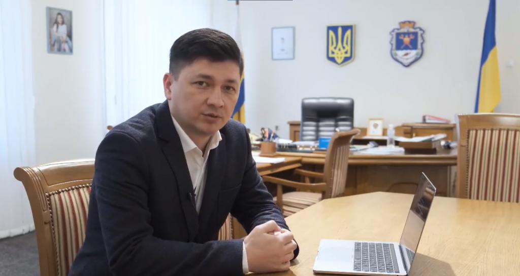 Голова ОДА Віталій Кім планує придбати лабораторію для моніторингу викидів  «Екотрансу» – ТРК МАРТ